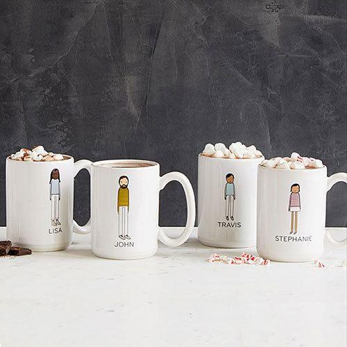 family mug shots