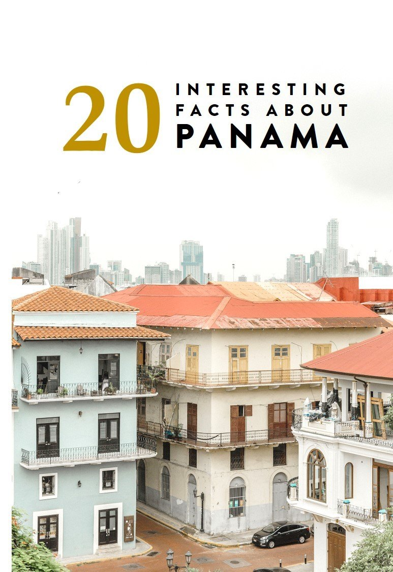 fun facts about panama