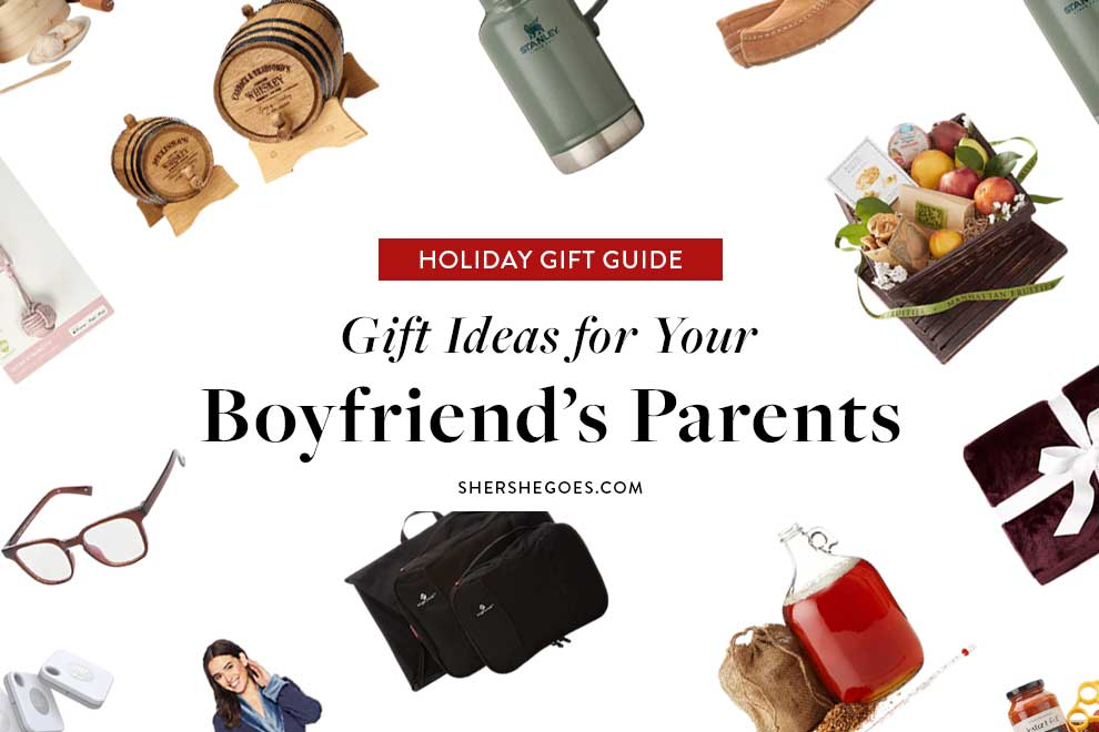6 Perfect Christmas Gift Ideas For Your Boyfriend S Parents 2020