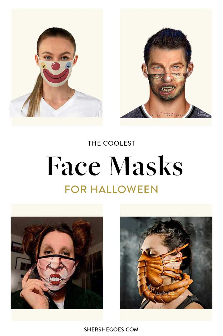 halloween-covid-face-masks