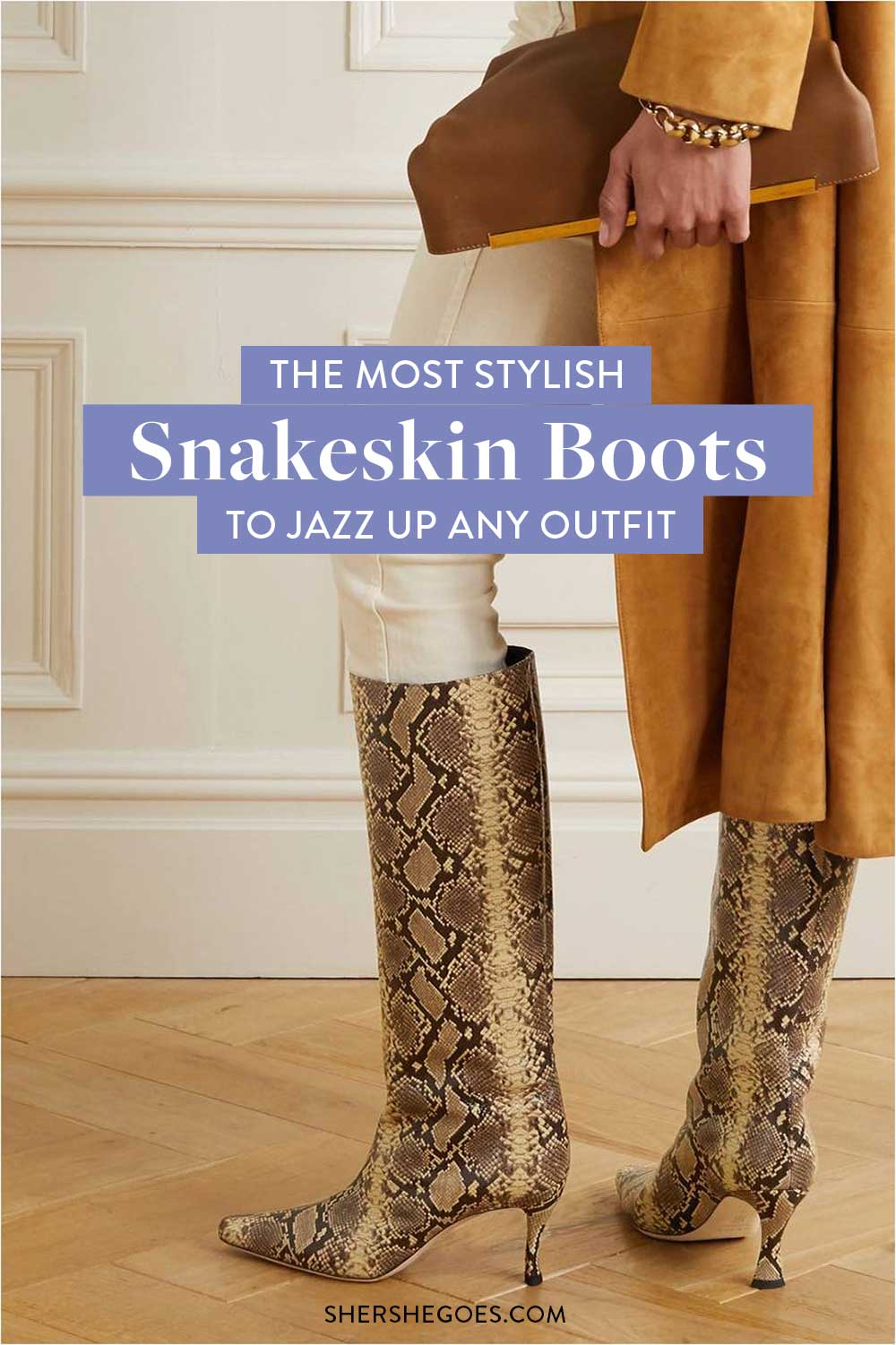 how-to-wear-snakeskin-boots