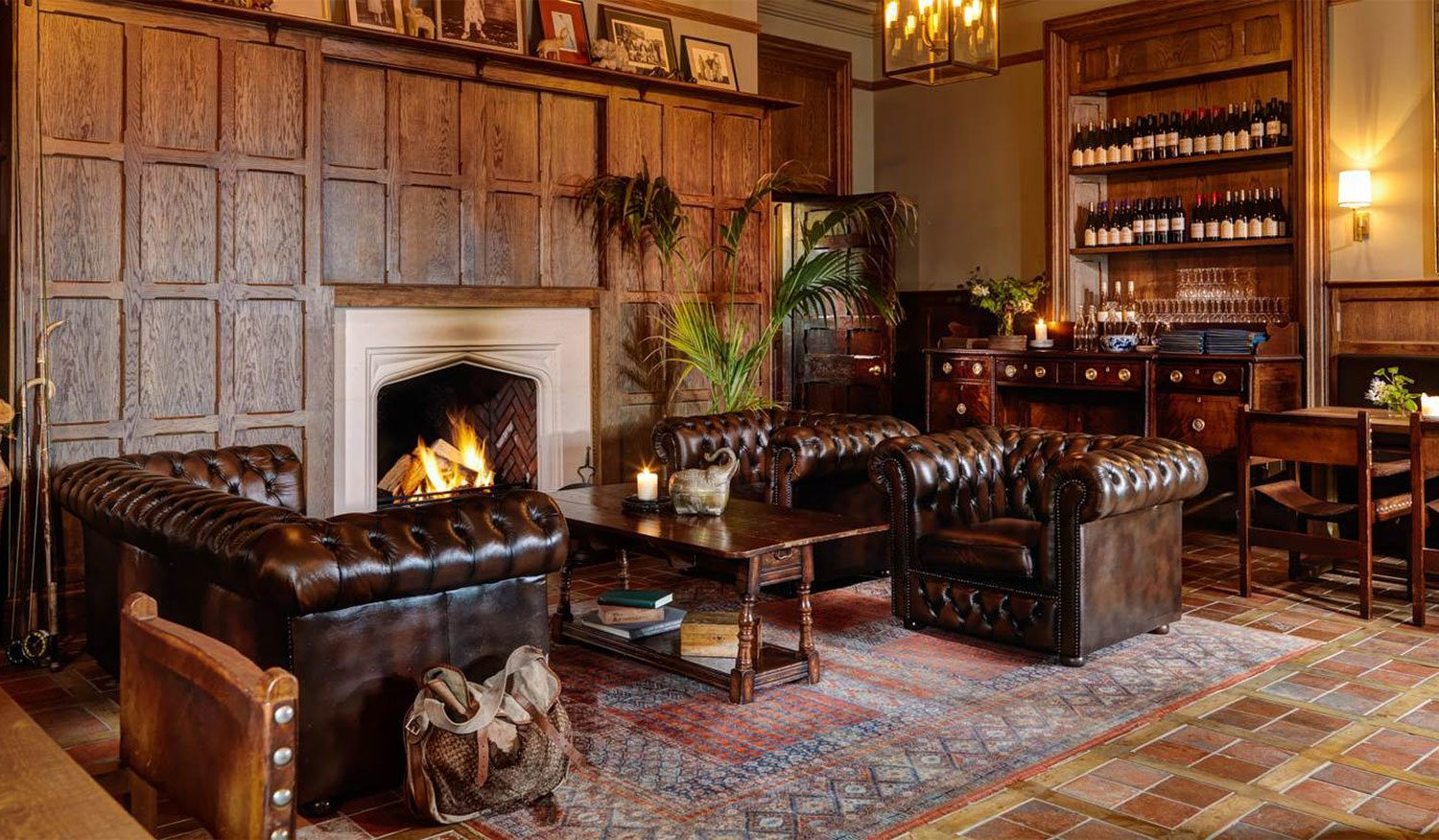 irish castles you can stay in ballynahinch castle