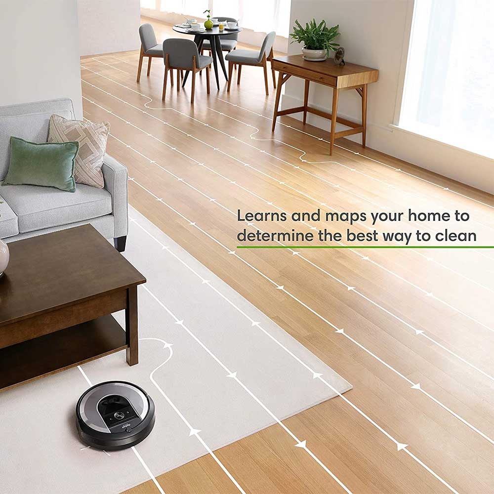 irobot-roomba-6+camera-sensor-map