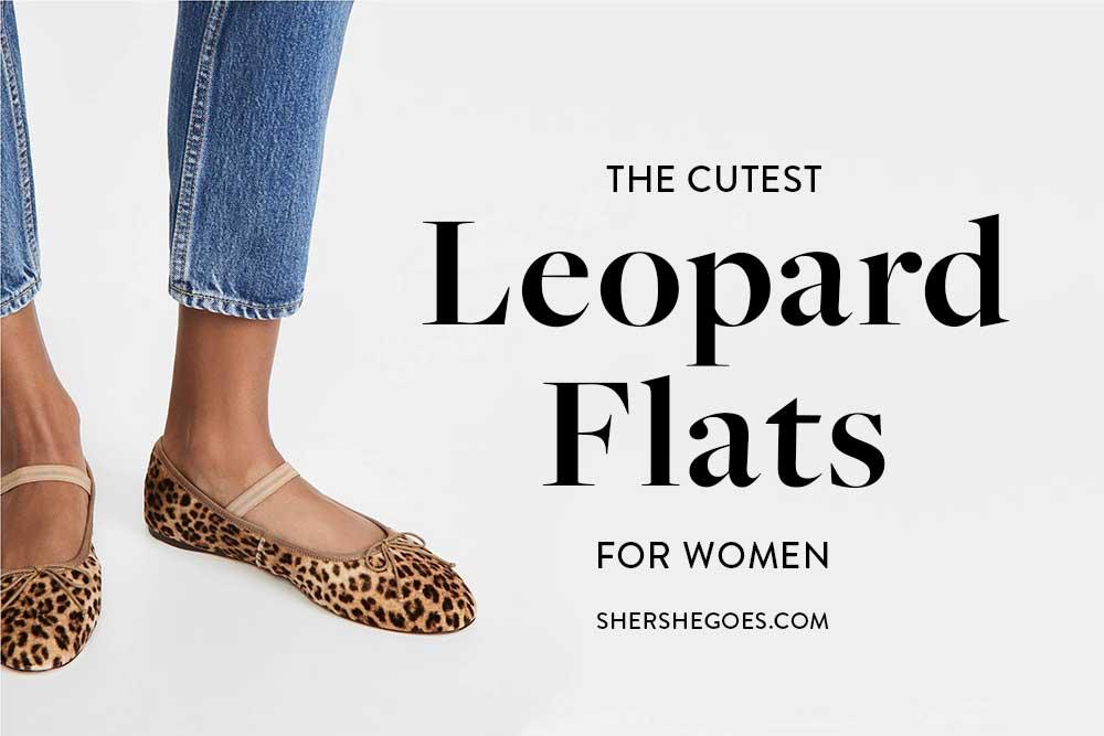 leopard-flats