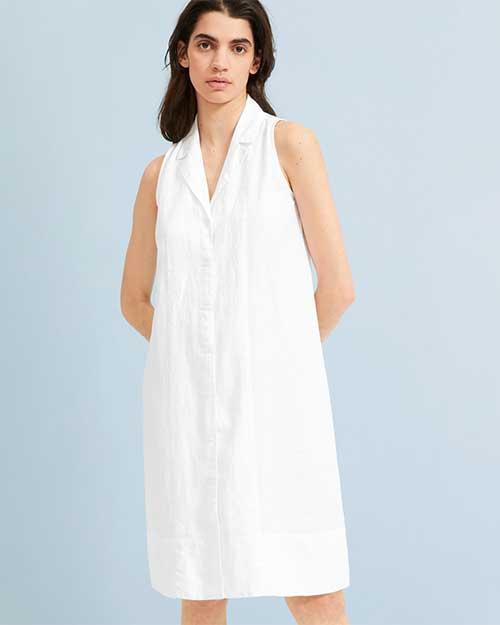 linen-shirt-dress