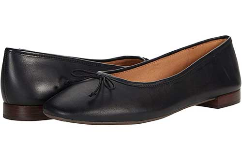 madewell-black-ballet-flat-with-heel