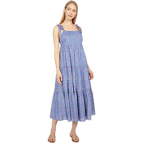 madewell-tie-strap-midi-dress