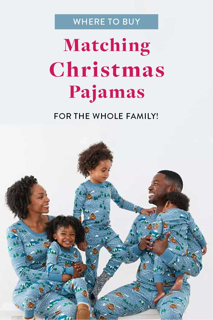 matching-christmas-pajamas