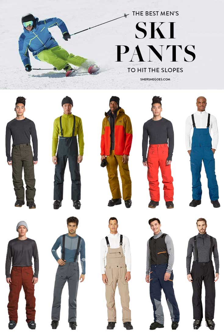 mens-ski-pants