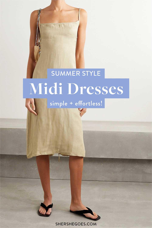 midi-length-dresses