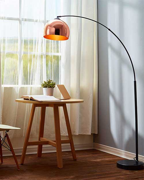 modern amazon floor lamp