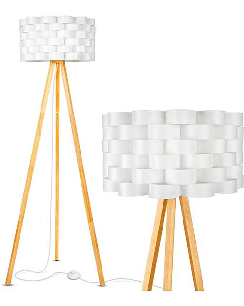 modern floor lamp amazon