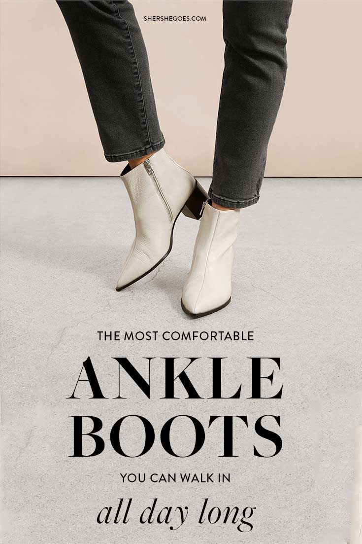 most-comfortable-ankle-boots