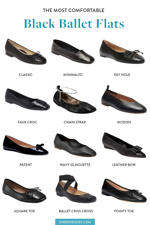 most-comfortable-black-ballet-flats
