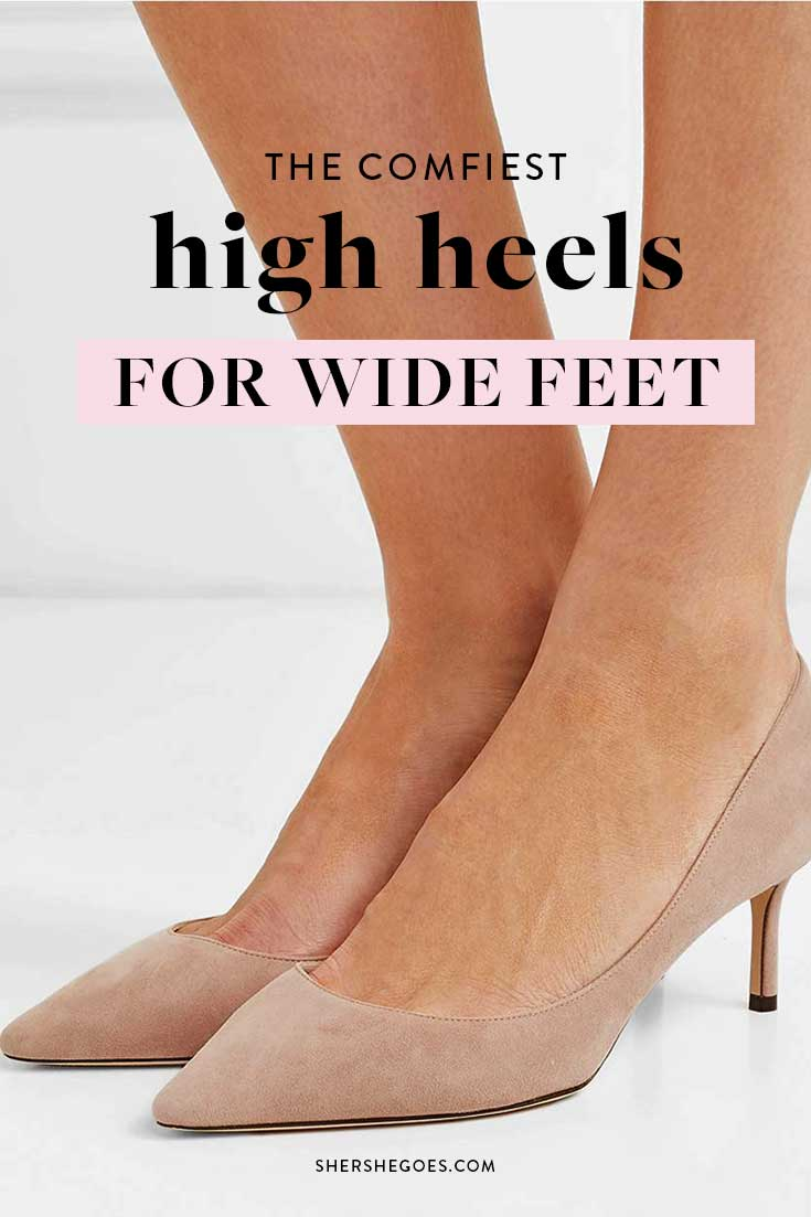most-comfortable-heels-for-wide-feet
