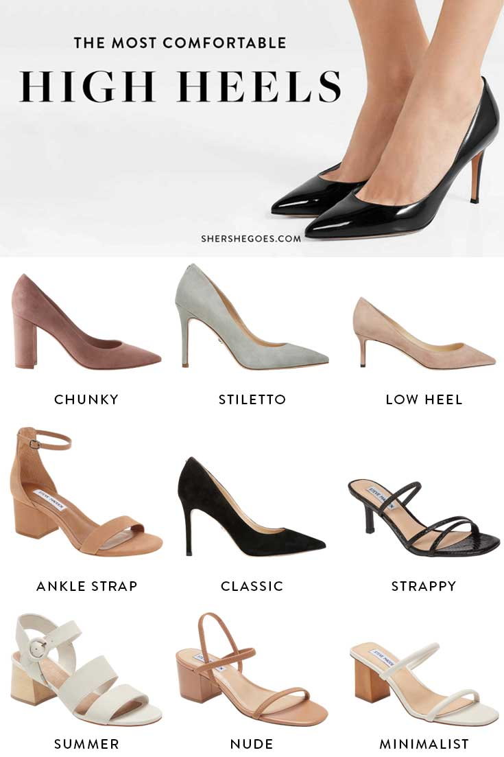 most-comfortable-heels-for-women
