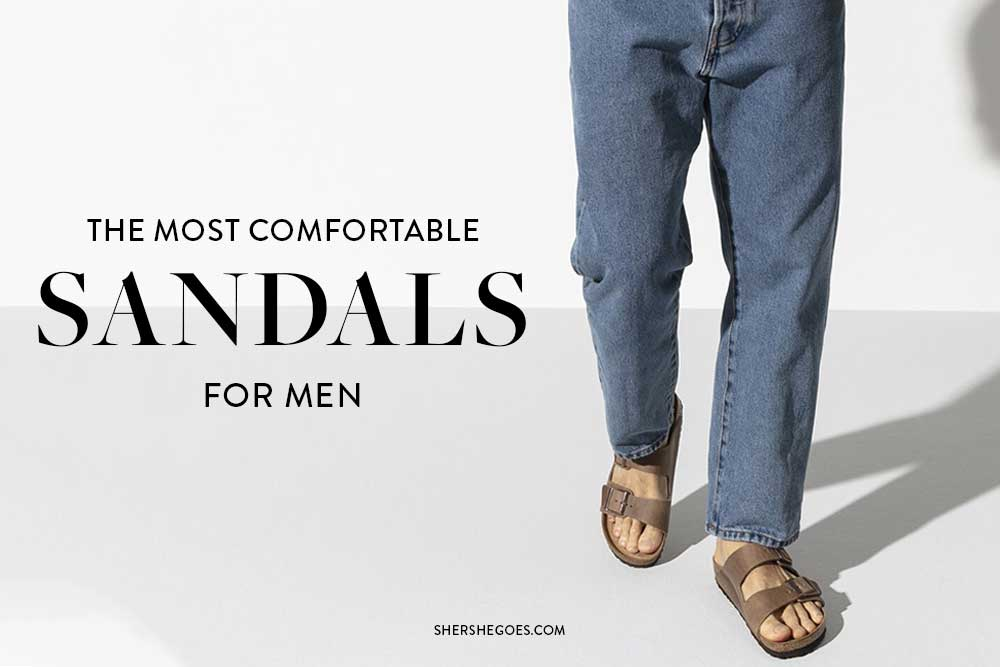 most-comfortable-sandals-for-men