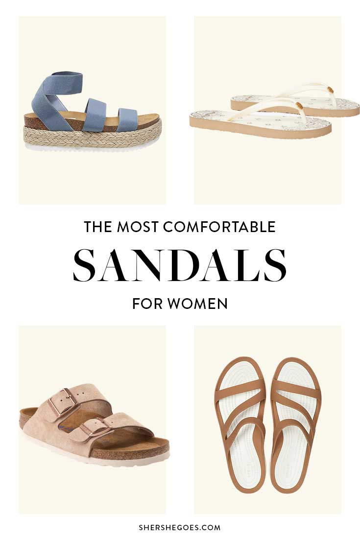 most-comfortable-sandals-for-women