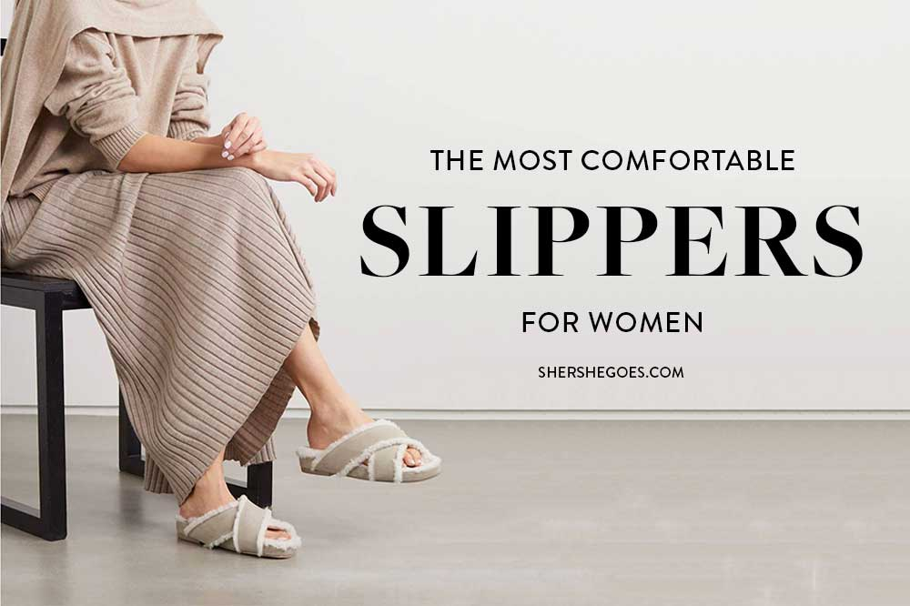 most-comfortable-slippers-for-women