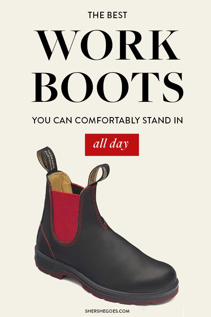 most-comfortable-work-boots-for-women