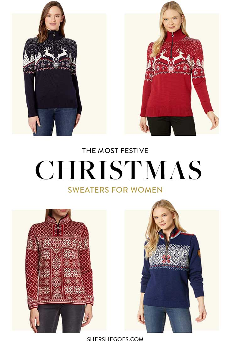 most-festive-christmas-sweaters-for-women