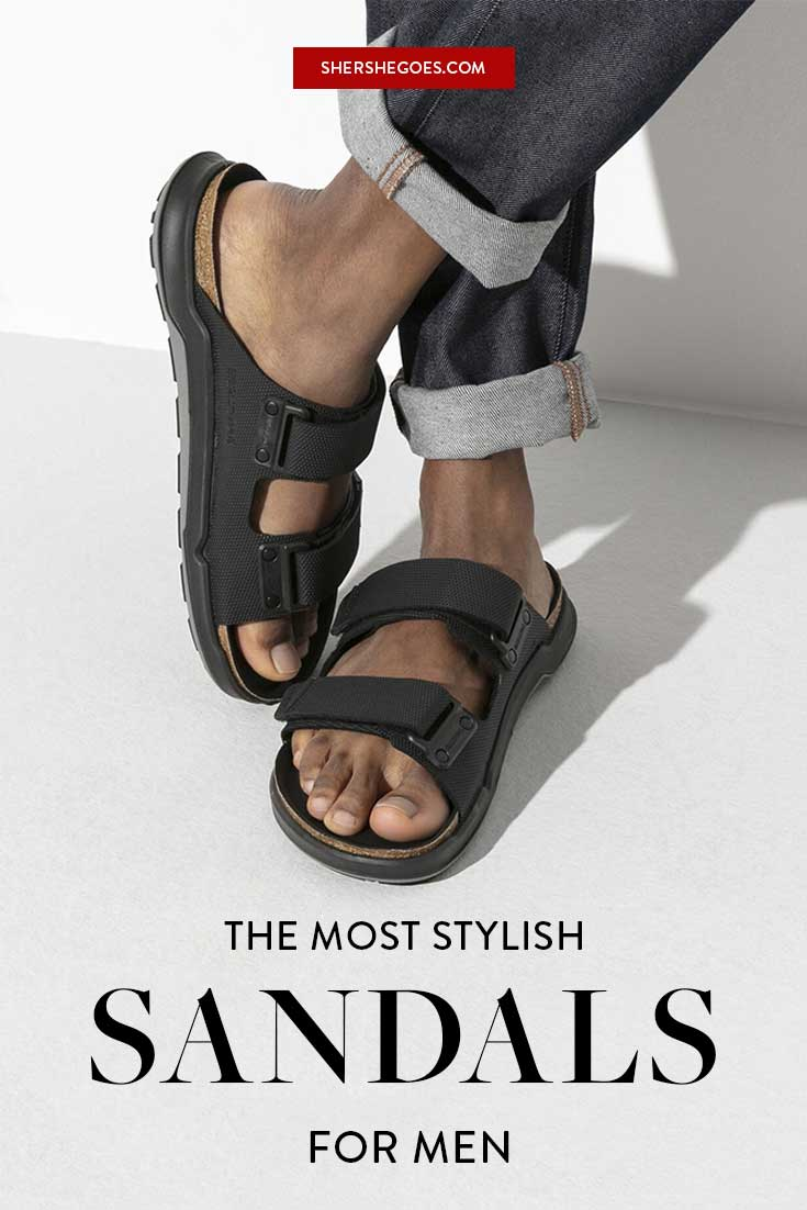 most-stylish-sandals-for-men