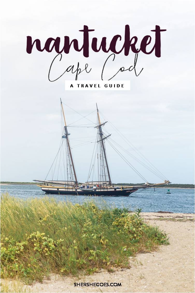 nantucket cape cod travel guide - Copy