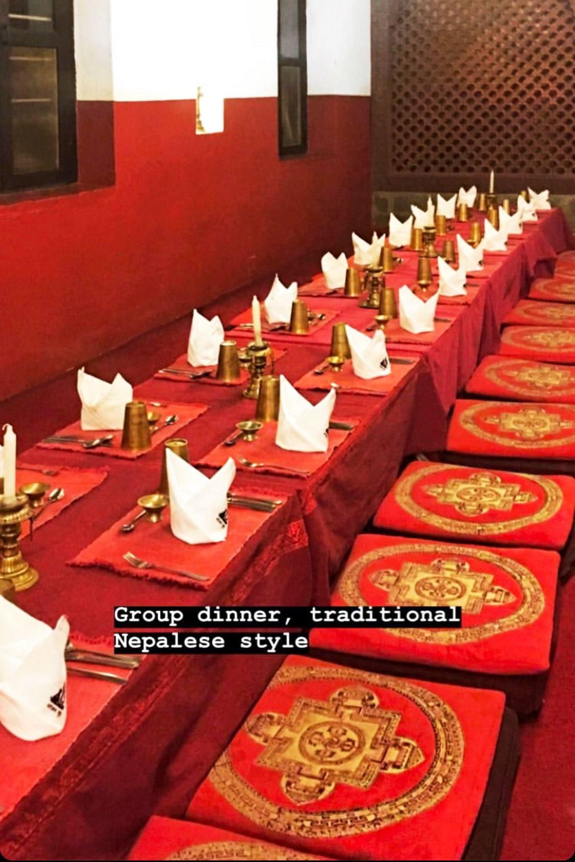 nepal-dinner