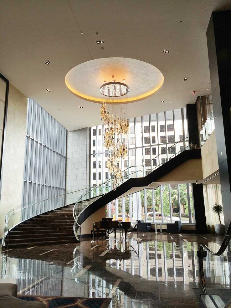 new orleans regency hotel photo