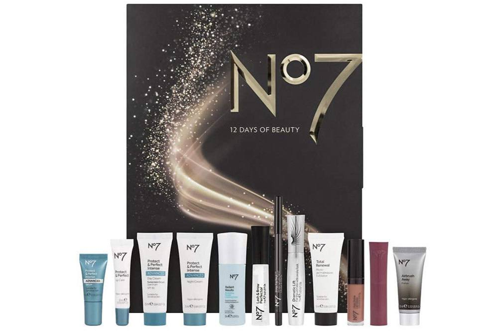 no7 advent calendar 2018