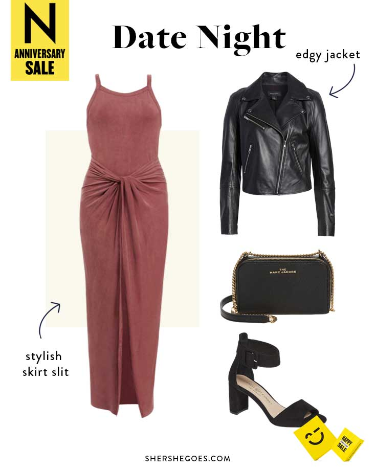 nordstrom-anniversary-sale-2020-all-saints-dress-outfit