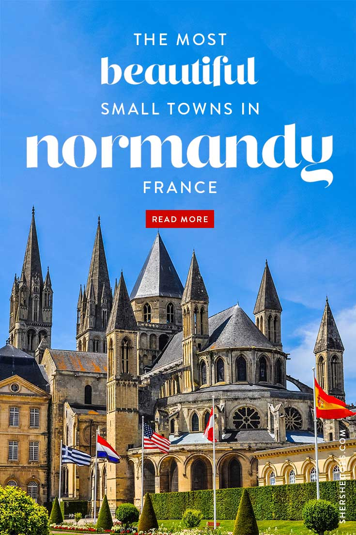 normandy-towns
