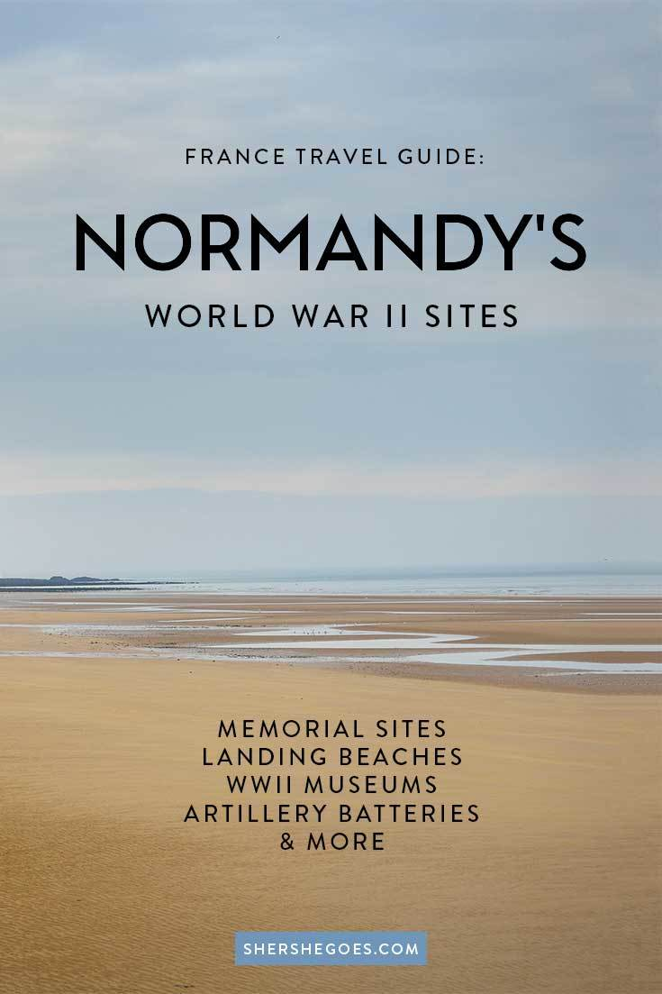 normandy-world-war-2-sights-in-france