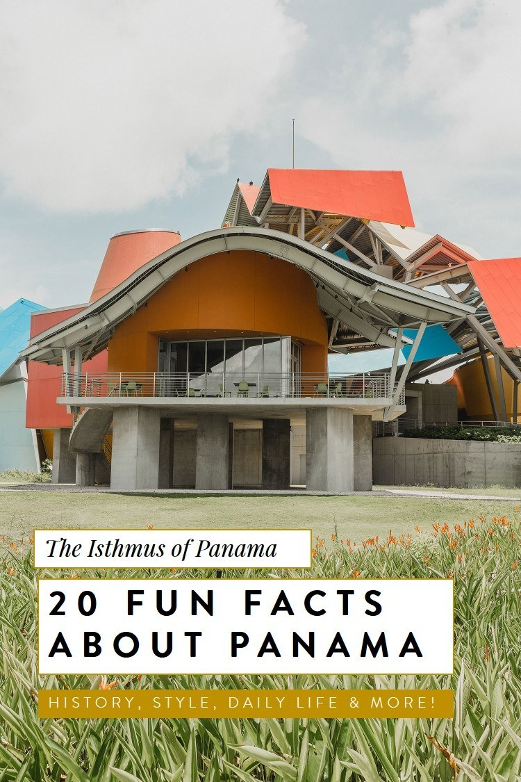 panama facts