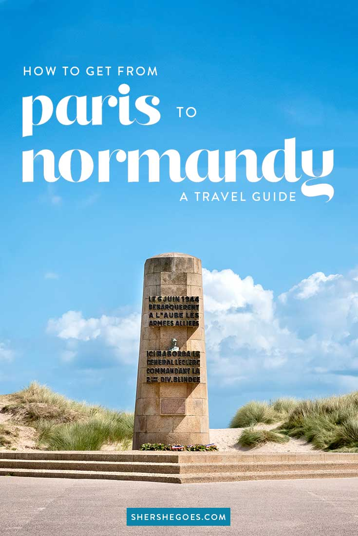 paris-to-normandy