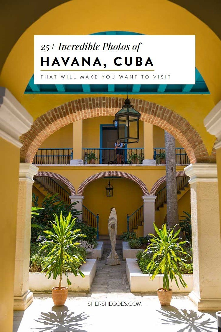 pictures of havana cuba