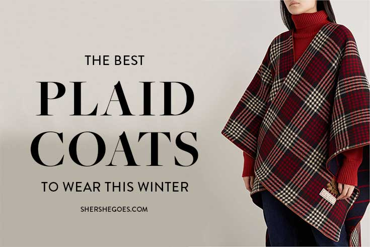plaid-coats-for-women