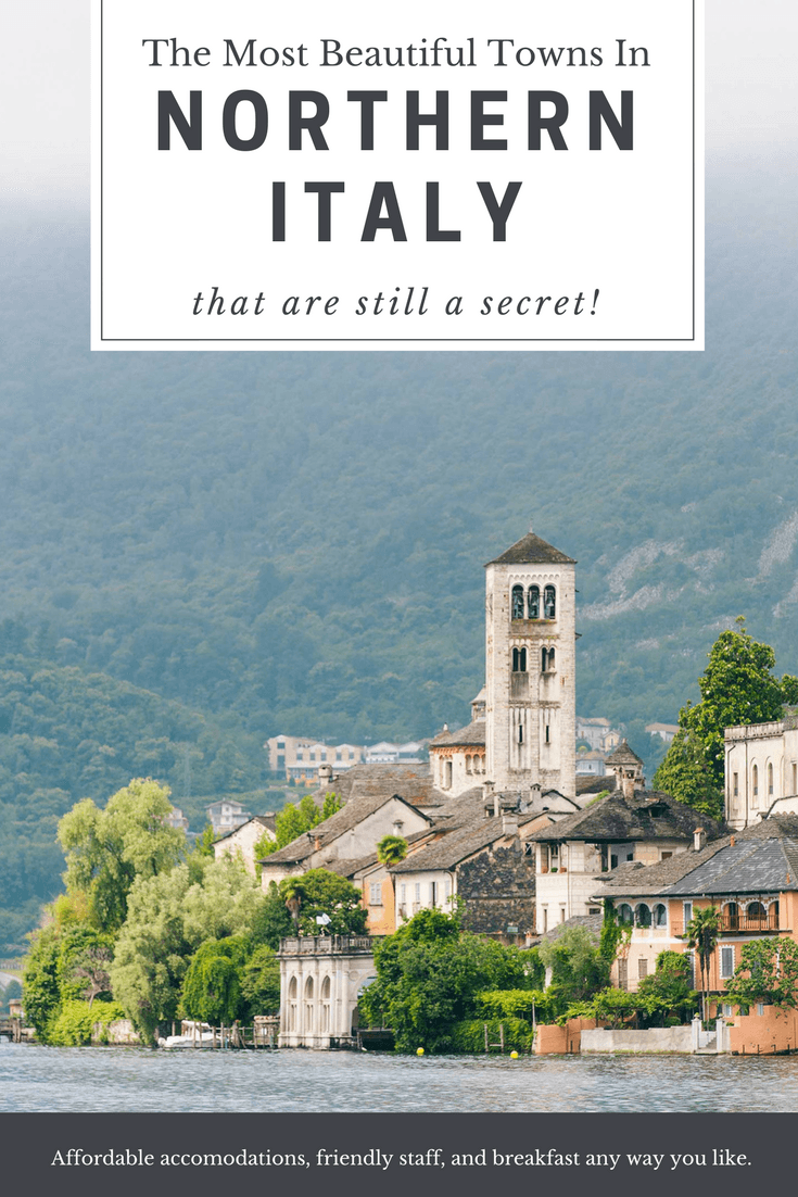 prettiest places in northern italy