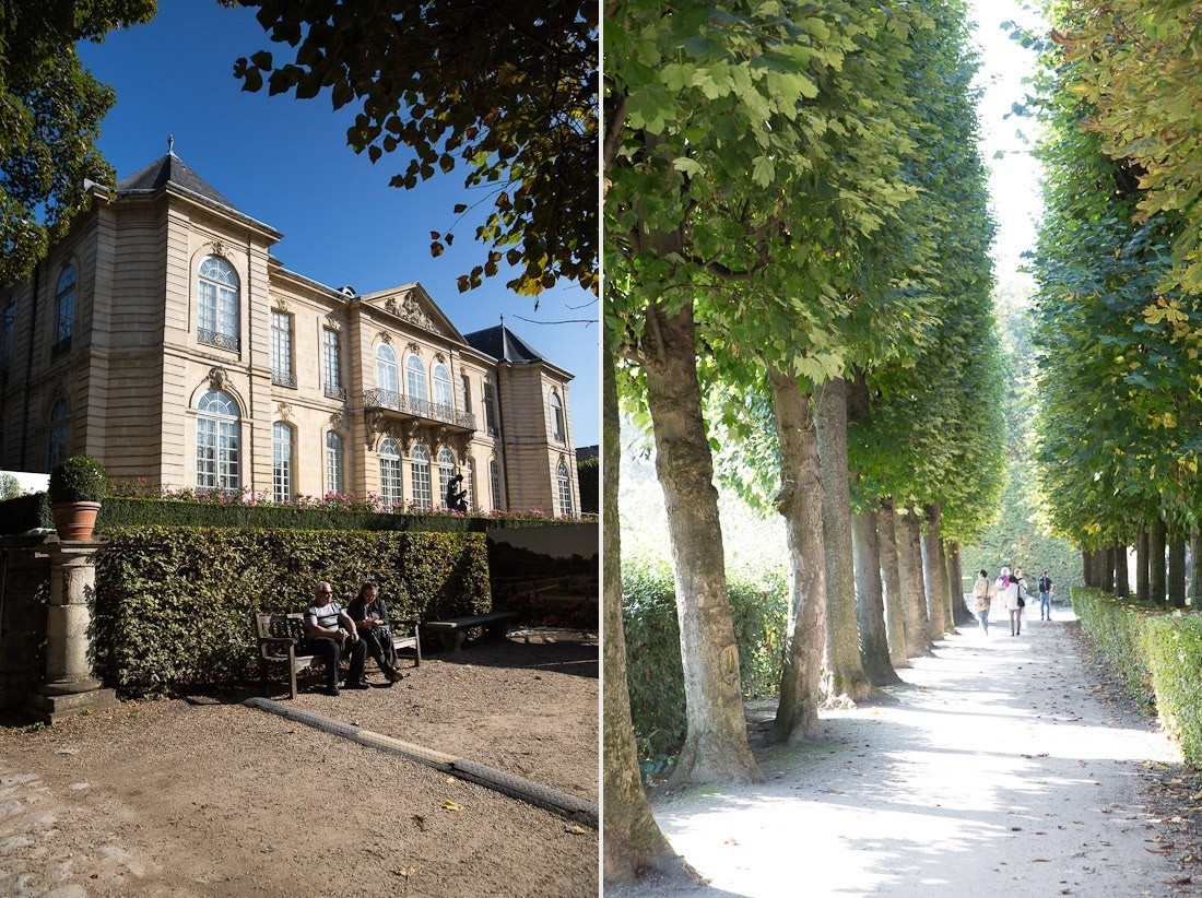 french sculptor auguste rodin house mansion grounds