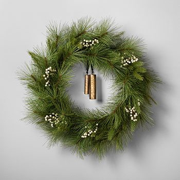 rustic christmas decorations for the house greenery