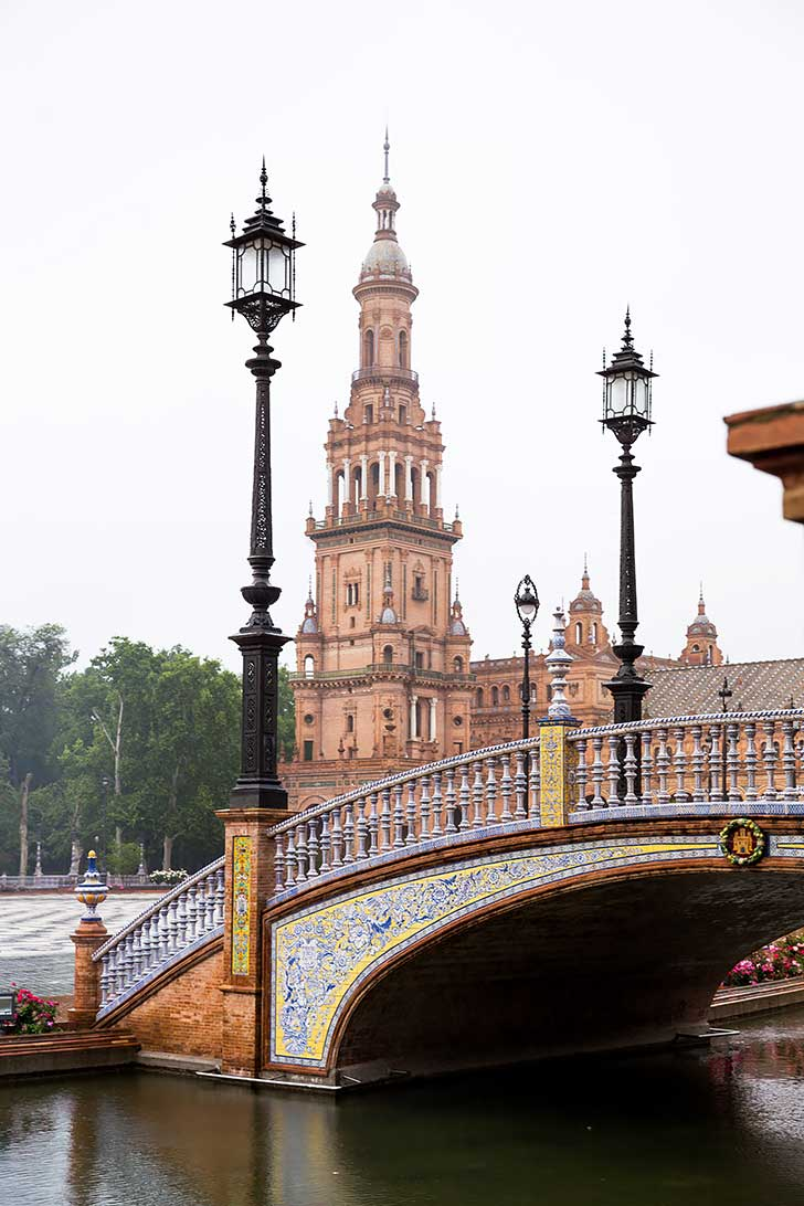 seville itinerary covering all the best things to do in seville spain