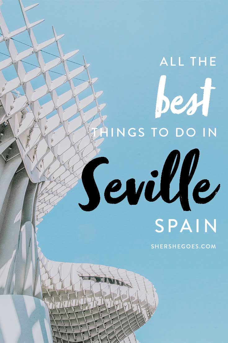 seville-itinerary