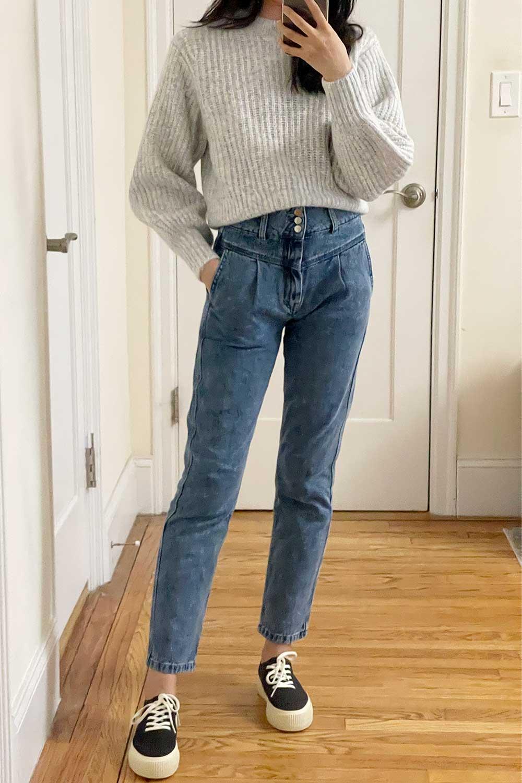 sezane-jeans-review