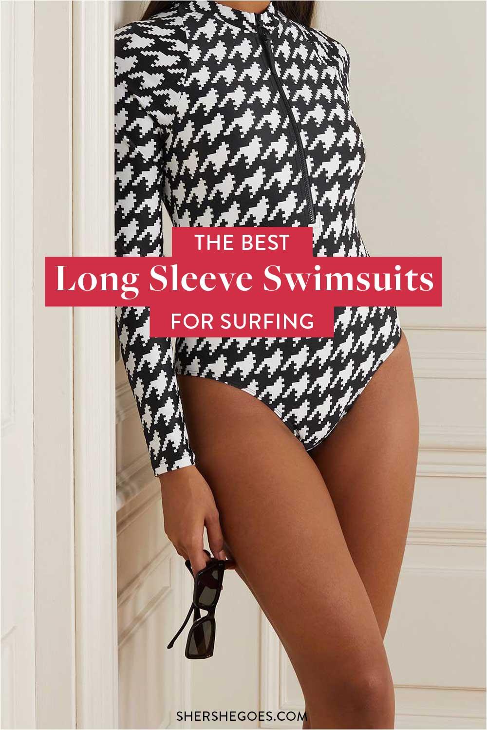 sleeved-swimwear