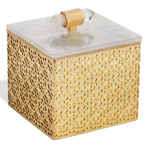 small gift ideas for housewarming party gold decor jewelry box