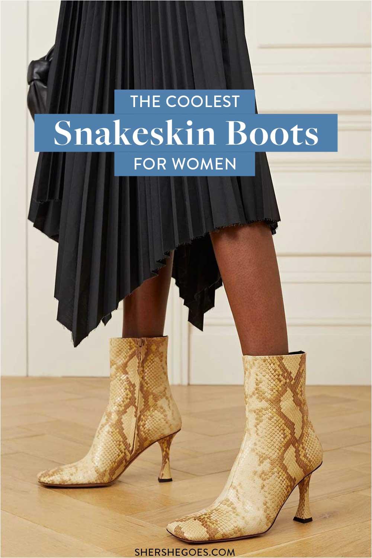 snakeskin-boots-for-women