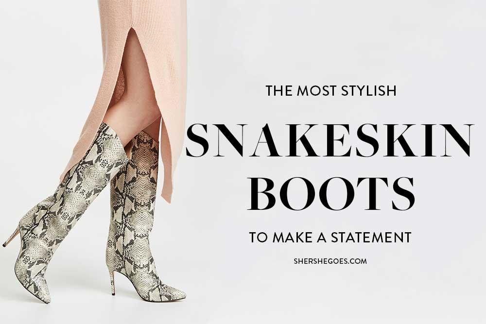snakeskin-boots