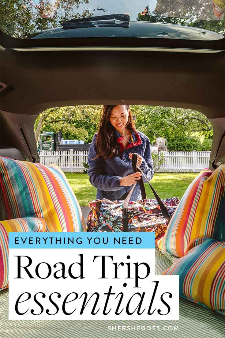 solo-road-trip-essentials