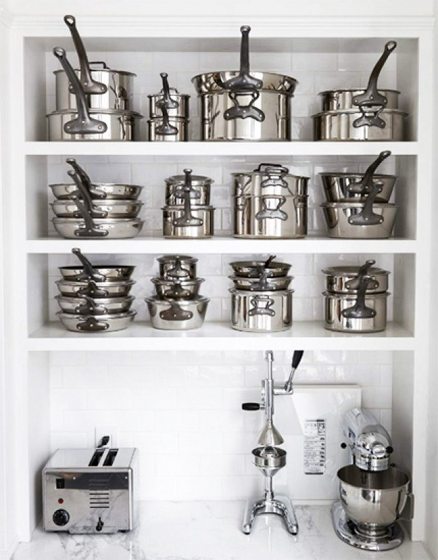 storage idea for small kitchen