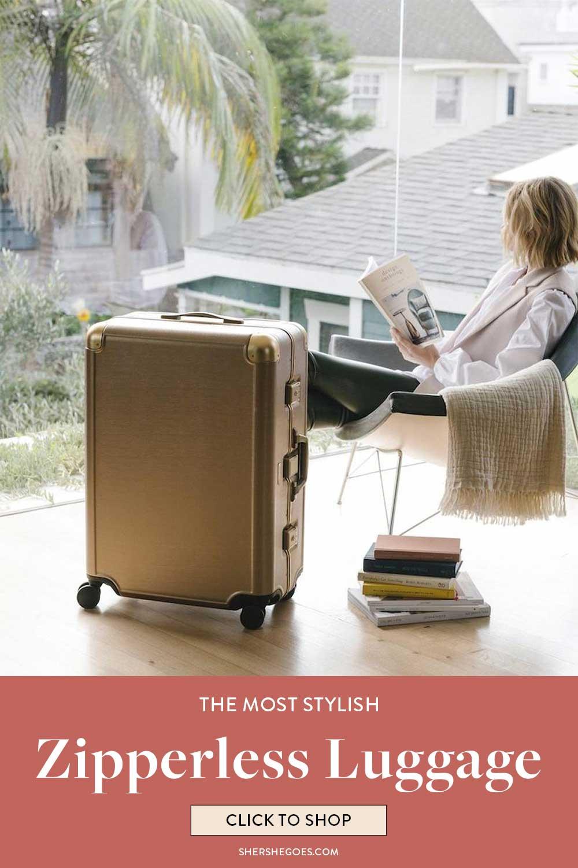 stylish-zipperless-aluminum-luggage